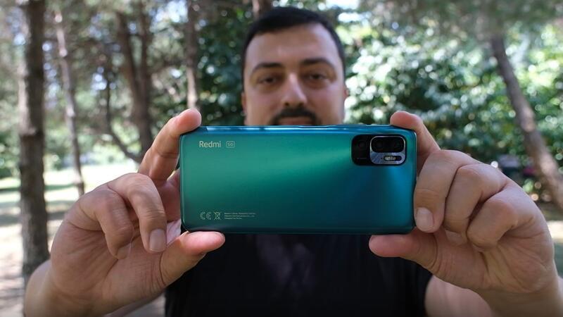 Redmi Note 10 5G incelemesi