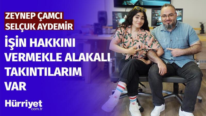 Zeynep Çamcı ve Selçuk Aydemir kırdı geçirdi! Absürd komedi I Sette olanlar I Adım Başı Kafe
