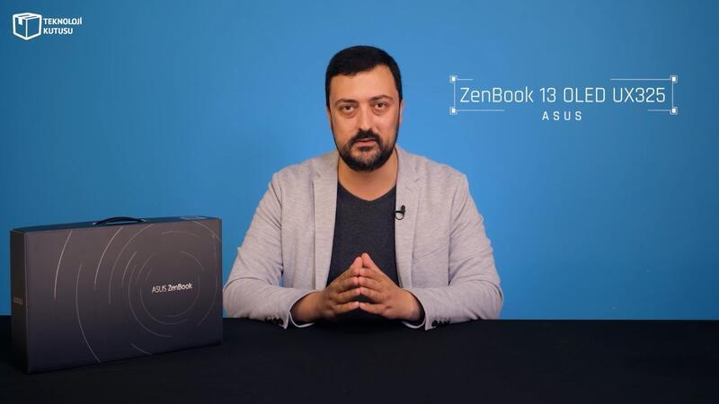 ASUS Zenbook 13 OLED UX325 incelemesi