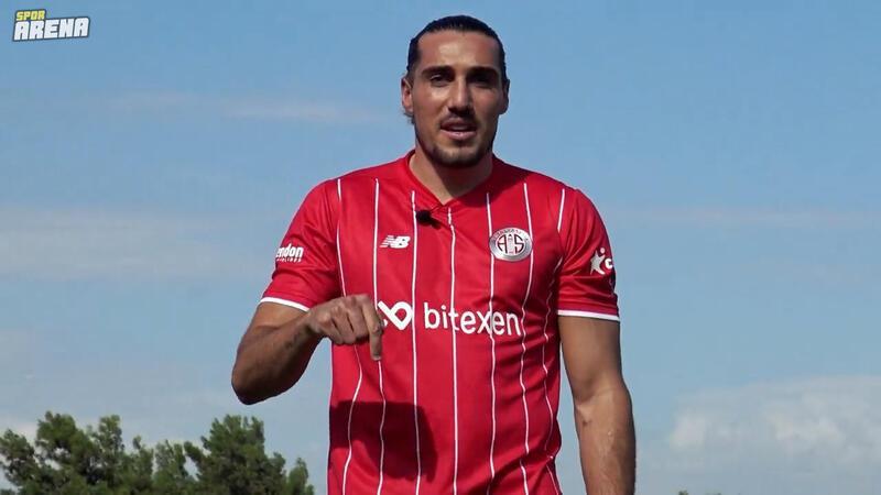 Enzo Crivelli resmen Antalyaspor'da!