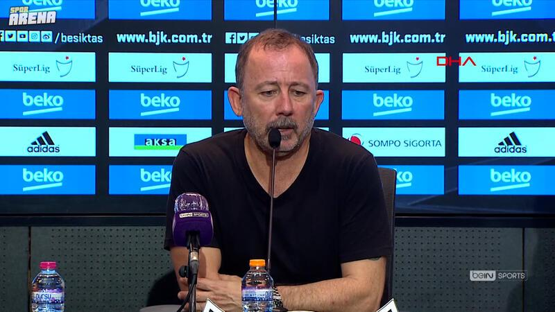 Sergen Yalçın: Umarım Borussia Dortmund'a karşı en iyi skoru alırız