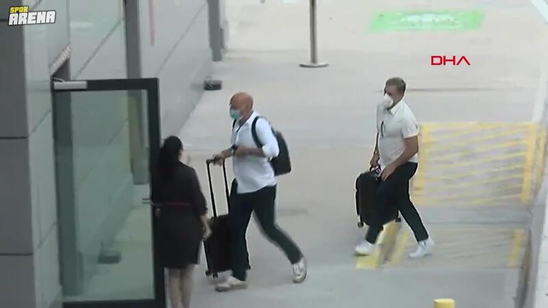 Stefan Kuntz Almanya'ya geri döndü