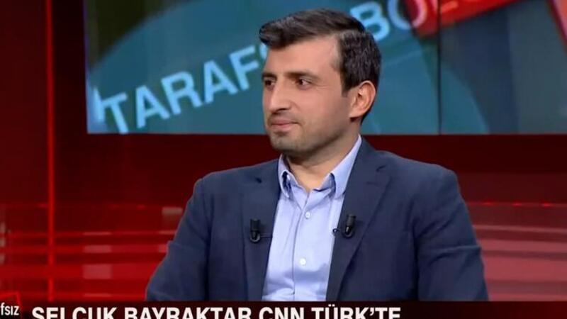 İHA-SİHA-TİHA'ların mimarı Selçuk Bayraktar CNN TÜRK'te anlattı