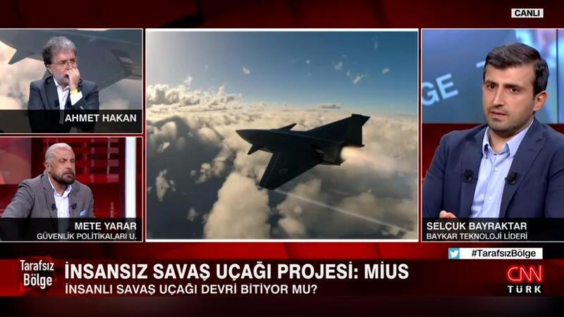 İnsansız savaş uçağı projesi: MİUS
