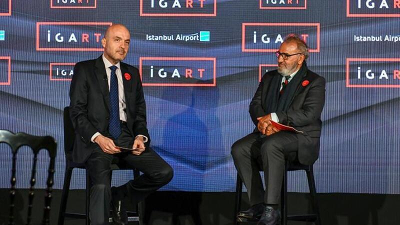 İstanbul Havalimanı, İGART ile sanat mekanına dönüşecek