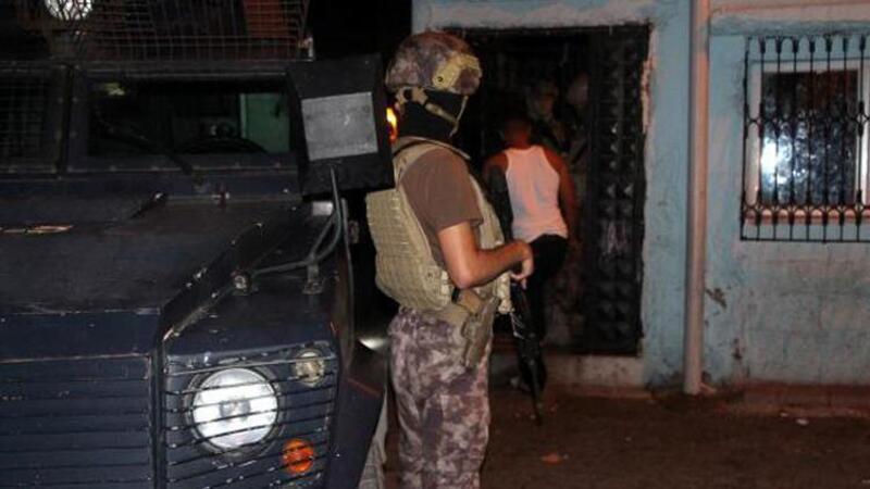 Adana'da 'torbacı' operasyonu