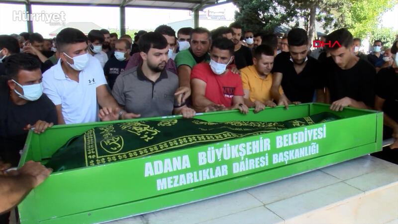 Adanalı 'Tostçu Mahmut'un cenazesi, toprağa verildi