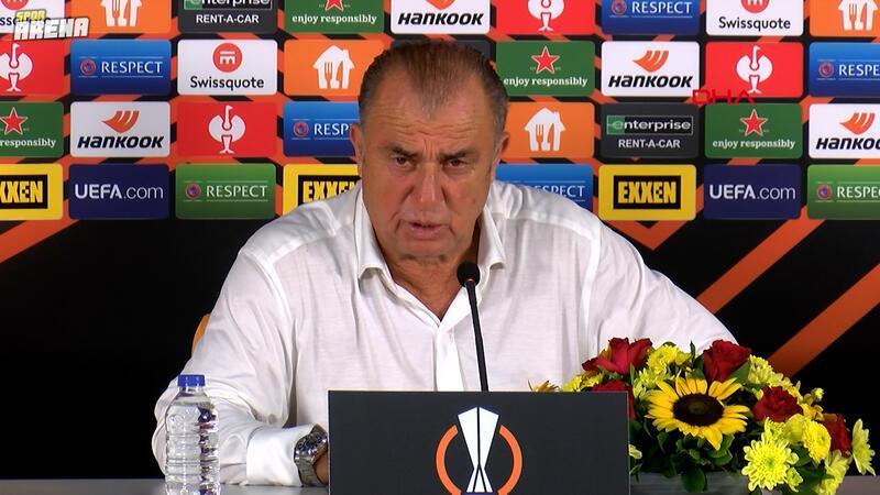 Fatih Terim: 'Çok iyi bir Galatasaray gördüm'