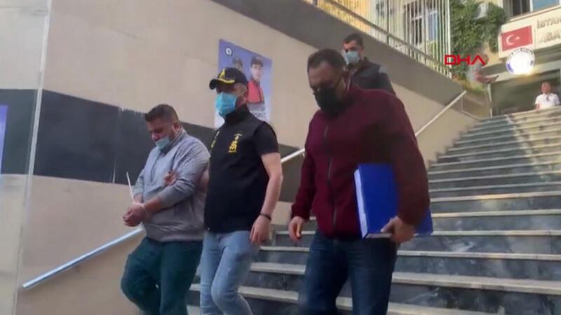 İstanbul'da 12 avukatı dolandıran şüpheli tutuklandı
