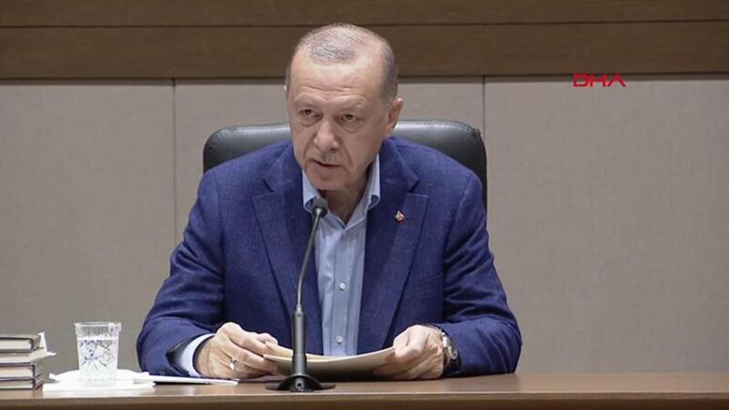Cumhurbaşkanı Recep Tayyip Erdoğan, önemli açıklamalarda bulundu