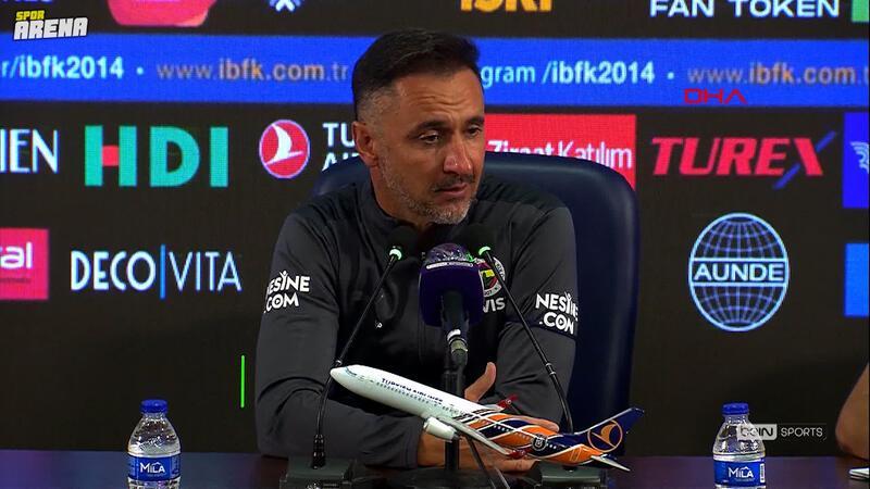 Vitor Pereira: Skordan mutlu değiliz