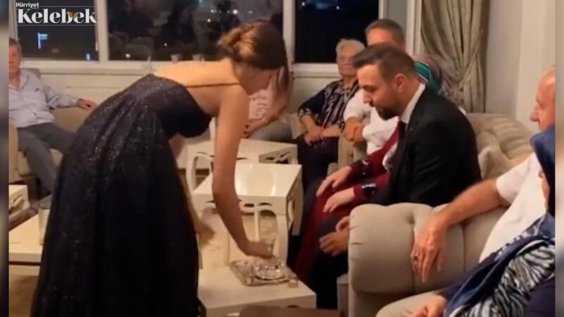 Sercan Yıldırım nişanlandı