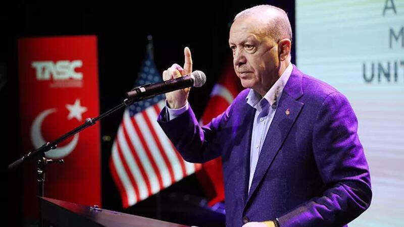 Erdoğan'dan ABD'deki Türk vatandaşlarına önemli çağrı