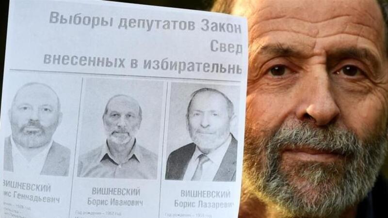 Rusya'da yine Putin''in partisi kazandı
