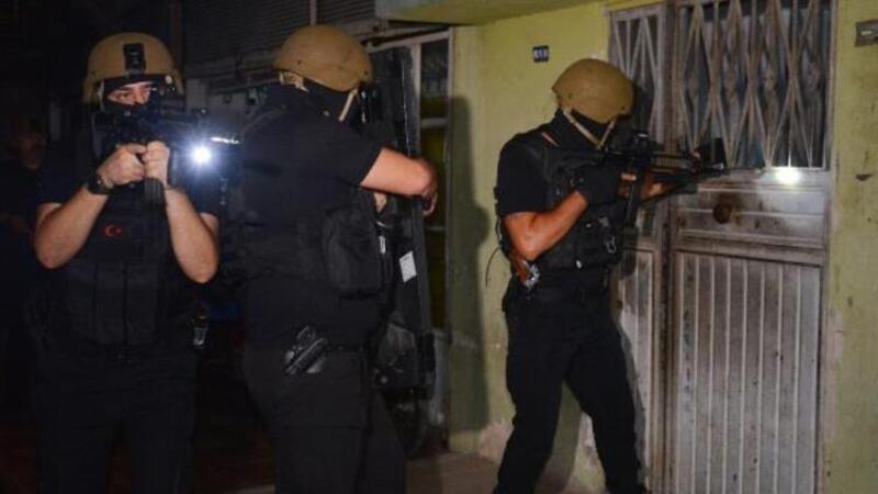 Adana ve Siirt'te PKK/KCK'ya şafak operasyonu