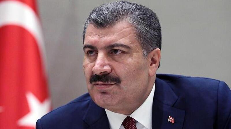Sağlık Bakanı Fahrettin Koca, 18 yaş üstünde aşılanma oranını açıkladı
