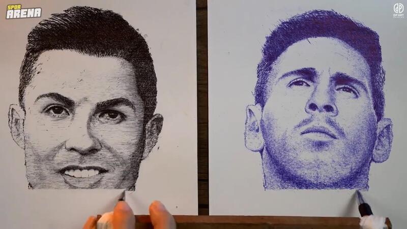 Ronaldo ve Messi yine karşı karşıya