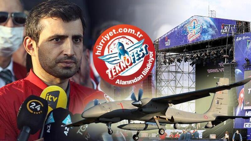 Dünyanın en büyük teknoloji festivali TEKNOFEST İstanbul başladı