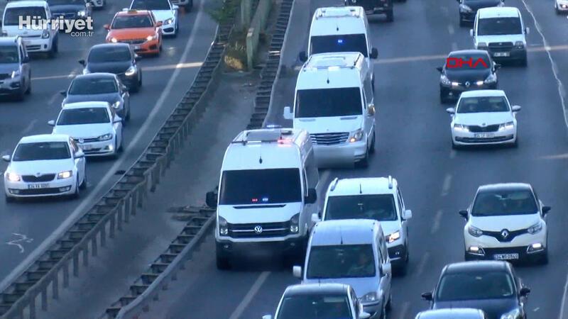 İstanbul'da sürücülerin yeni kabusu çakarlı minibüsler
