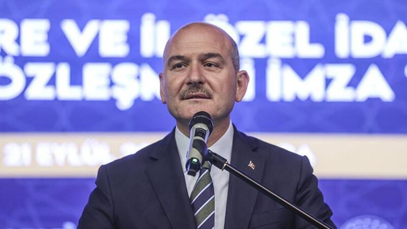 Süleyman Soylu: Türkiye, afet yönetiminde çağ atlamıştır