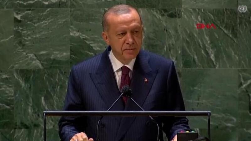 Cumhurbaşkanı Erdoğan, Paris İklim Anlaşması'nın TBMM onayına sunulacağını duyurdu