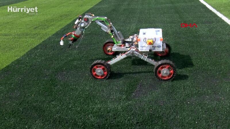 Avrupa'nın en büyük uzay ve robotik yarışmasından İTÜ öğrencileri iki ödül kazandı
