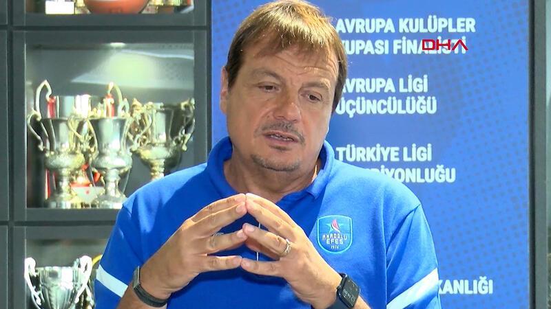 Ergin Ataman: Galatasaray'da bölünmüşlük var...