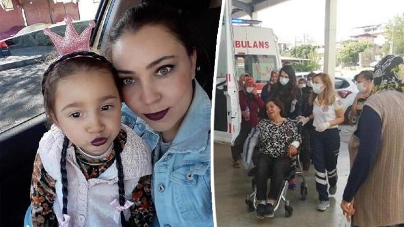 Adana'daki feci kazada Şeyma hayatını kaybetti, kızı ve annesi yaralı