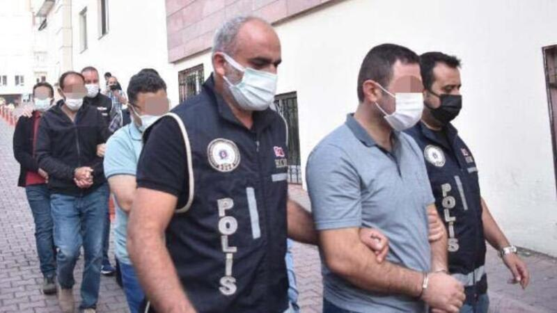 Kayseri'de FETÖ'nün gaybubet evlerine operasyon
