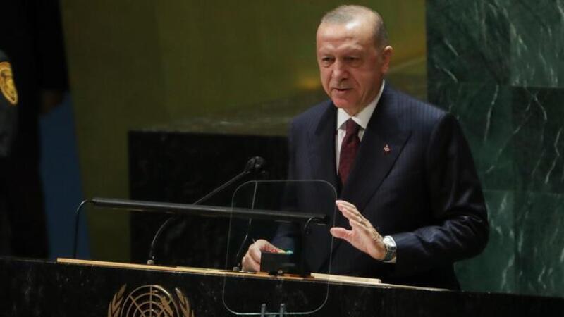Erdoğan'dan Afgan mülteci mesajı