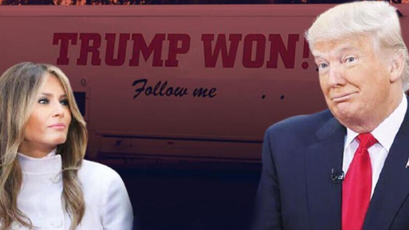 Trump'tan 100 milyon dolarlık tazminat davası