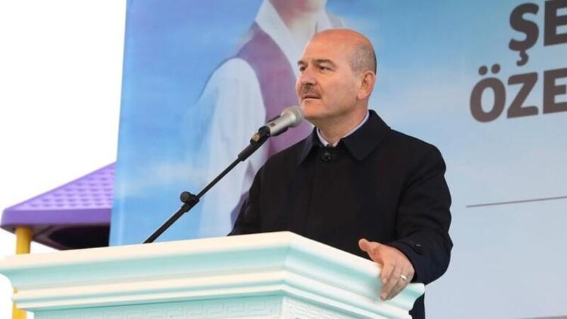 Bakan Soylu, Ordu'da Şehit Eren Bülbül Özel Eğitim Anaokulu'nun açılış törenine katıldı