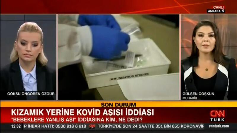"""Aile Hekimleri Dernekleri Federasyonundan """"bebeğe yanlışlıkla Kovid-19 aşısı yapıldığı"""" iddiasına ilişkin açıklama"""