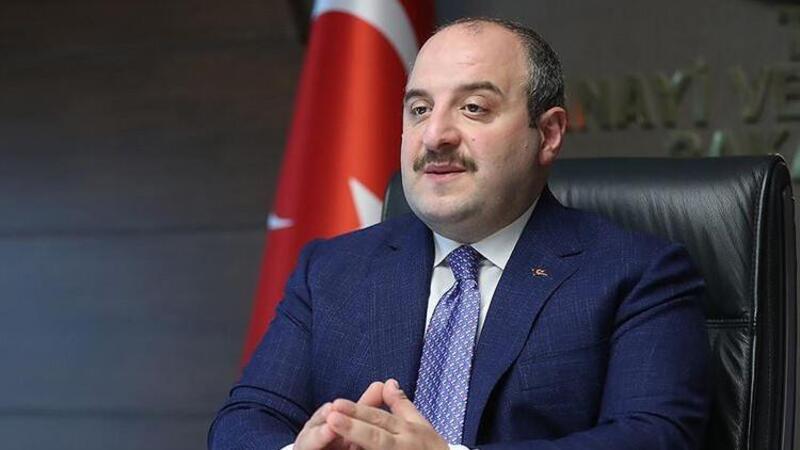 Bakan Varank, Irak Cumhuriyeti Sanayi ve Madenler Bakanı Menhel Aziz El-Habbaz ve heyetiyle görüştü