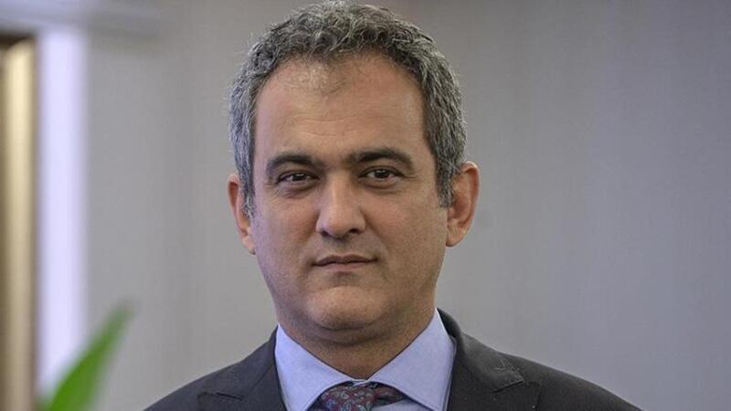 Milli Eğitim Bakanı Mahmut Özer'den aşı açıklaması