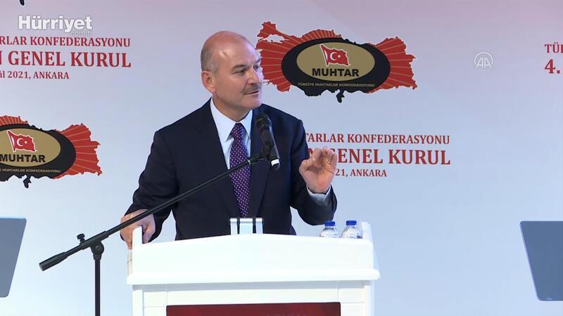 İçişleri Bakanı Soylu: Türkiye'deki toplam terörist sayısı 189'a indi