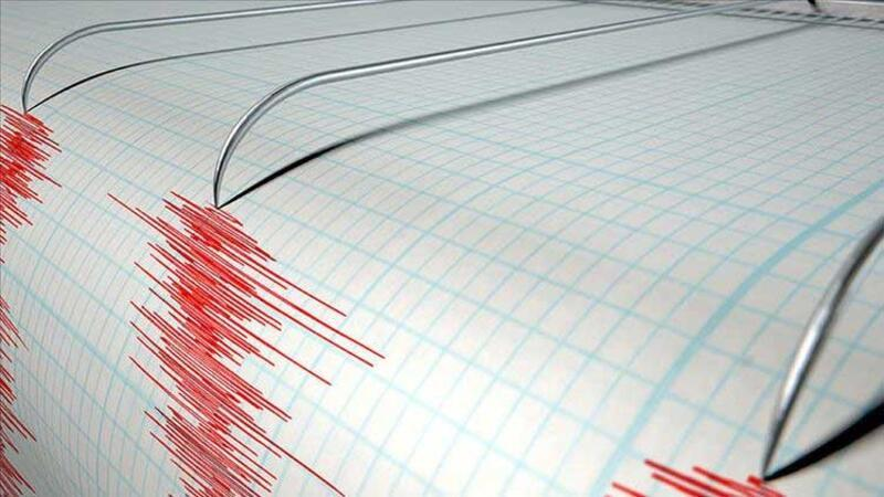 Muğla Datça'da deprem
