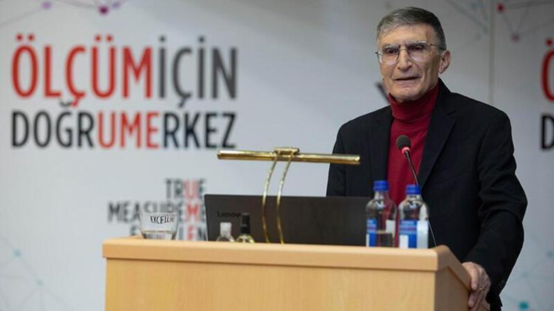Nobell ödüllü Türk bilim insanı Prof. Dr. Aziz Sancar'dan aşı açıklaması