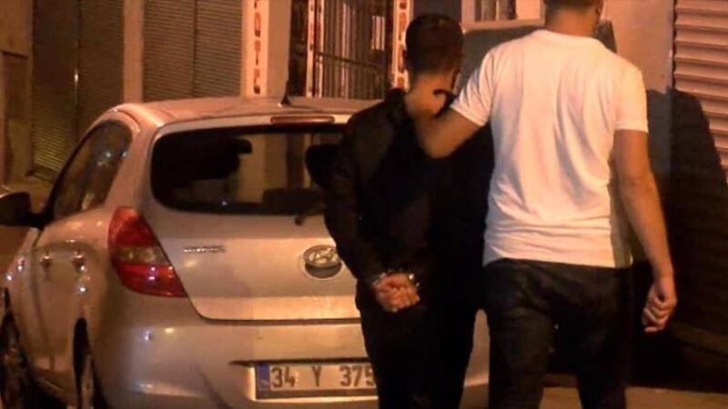 Uyuşturucu satıcılarına İstanbul'da operasyon