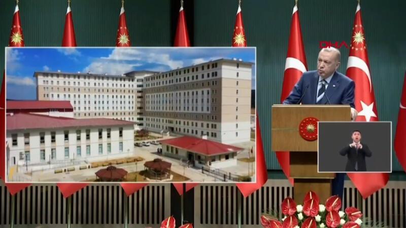Cumhurbaşkanı Recep Tayyip Erdoğan kritik kabine toplantısı sonrası açıklamalarda bulundu