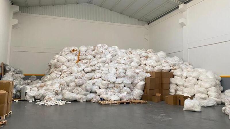 İçişleri: 263 milyon 400 bin kaçak makaron ele geçirildi