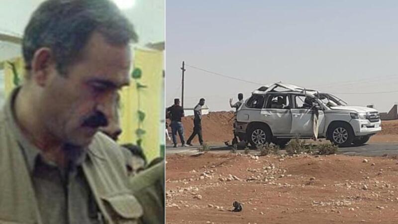 MİT'ten Suriye'de operasyon... Terör örgütünün kritik ismi Engin Karaaslan etkisiz hale getirildi