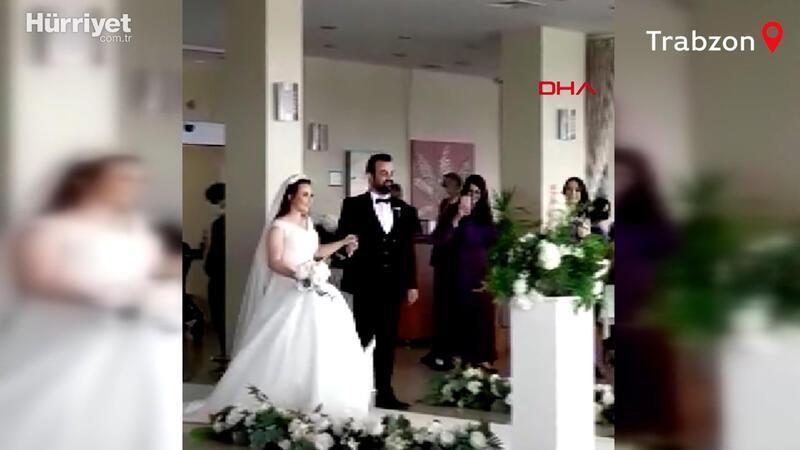 Trabzon'da düğün sonrası takı kavgası! Gelinin babası dehşet saçmıştı: Genç çift kararını verdi