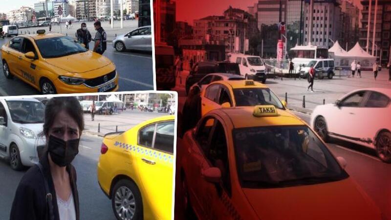 İstanbul'da taksi denetimi! Bu kez de 'uzun mesafe' bahanesi