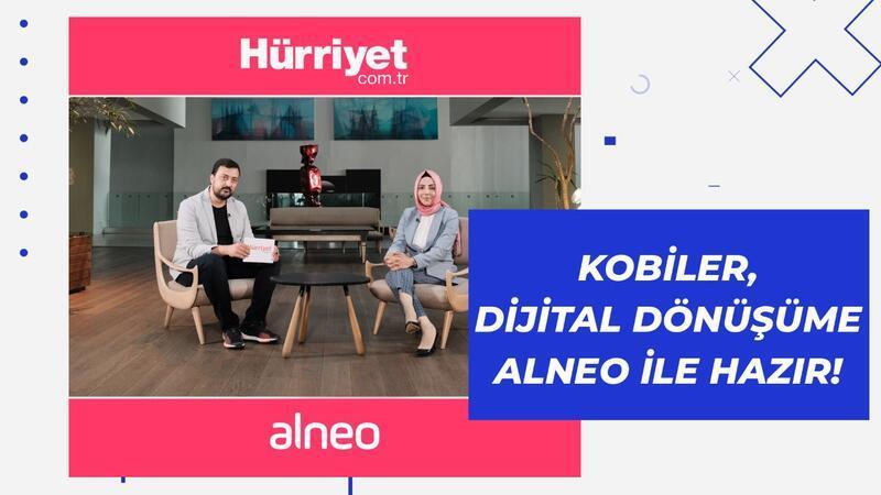 KOBİ'ler Alneo ile dijital dönüşüme hazır!