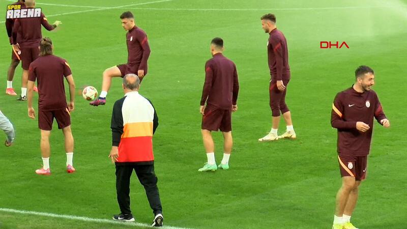 Galatasaray, Marsilya maçına hazır