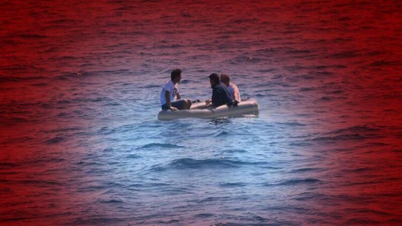 Denizde yakalanan FETÖ şüphelilerinin yalanı tutmadı