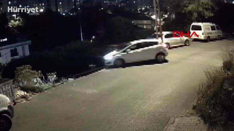 Navigasyon kazası kamerada