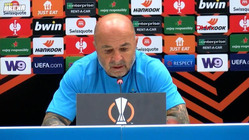 Jorge Sampaoli: Galatasaray'dan daha iyi takımız...