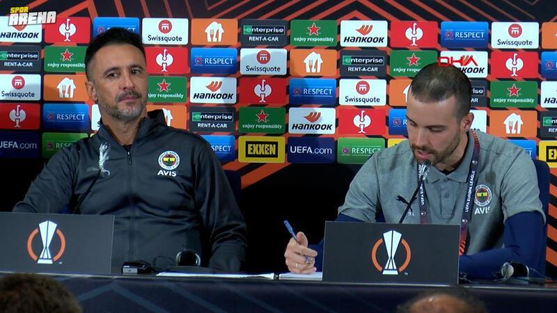 Vitor Pereira: Kalbimizle oynadık ama...